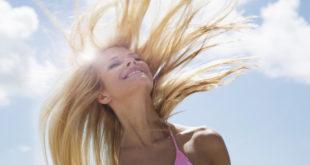 Лучшие средства для защиты волос. Защита волос от солнца, утюжка, фена.